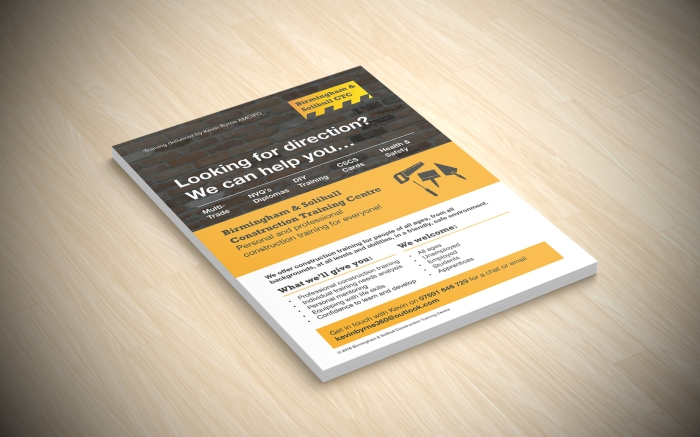 BSCTC A5_Leaflet_Mockup_Single