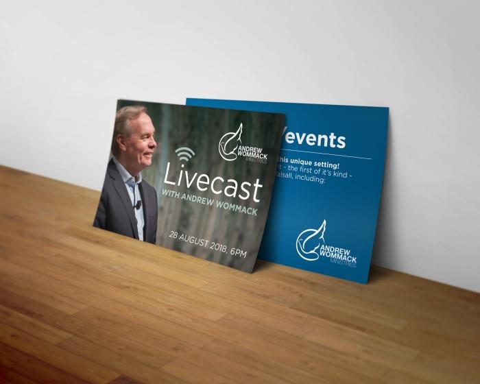 AWME-Livecast-Flyer